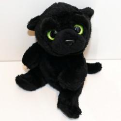 Peluche panthère noire 18 cm