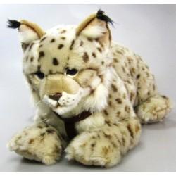 Peluche lynx 46 cm