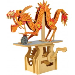 Automate en bois dragon en kit