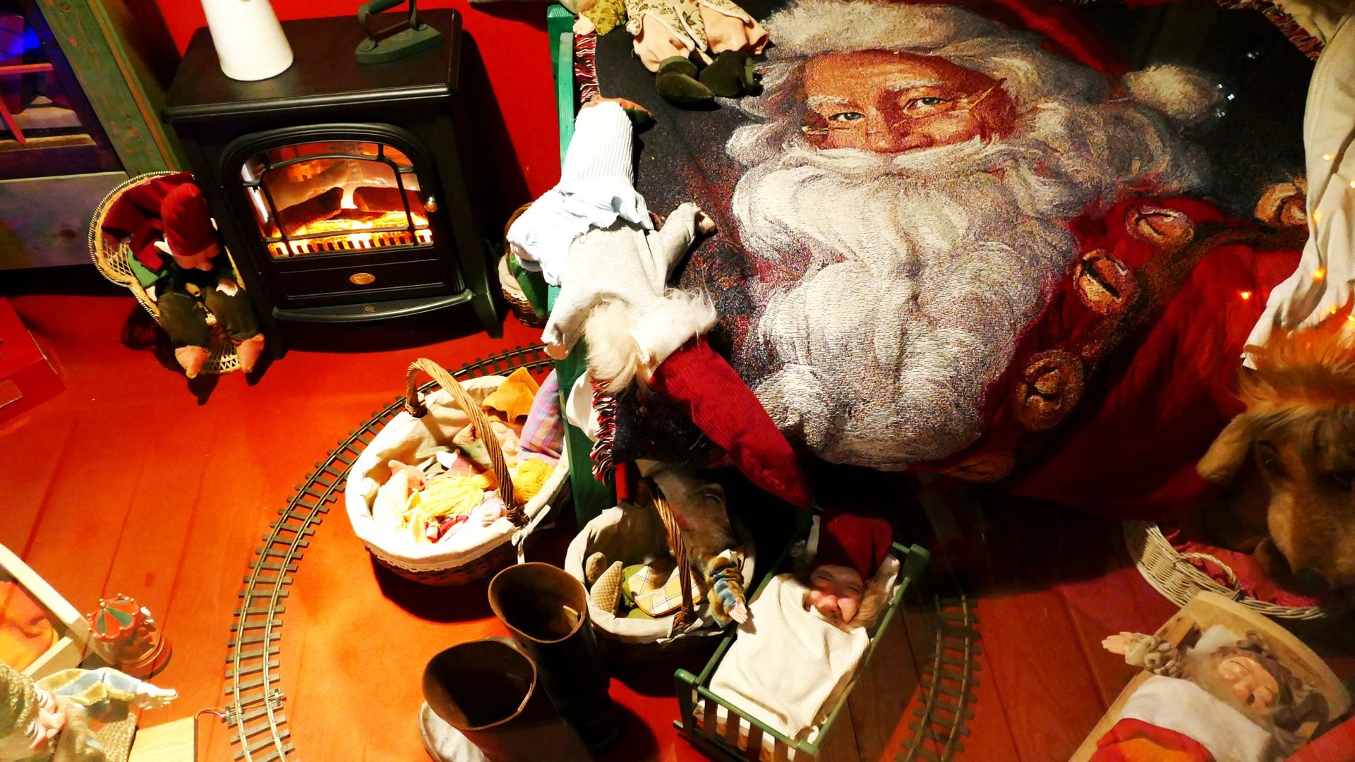 Le Hameau du Père Noël