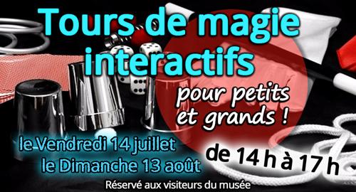 evenement tours de magie petits et grands magie des automates