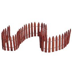 Barrière en bois 46 cm Lemax