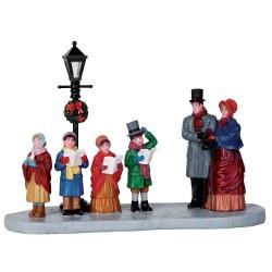 Lemax Caddington Street Lamp Serenade