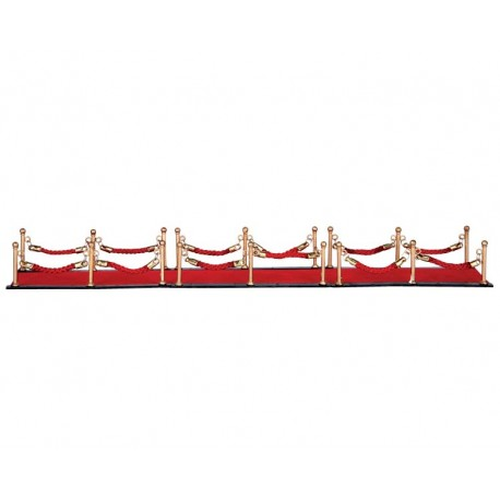 Lemax Red Carpet, Set Of 7