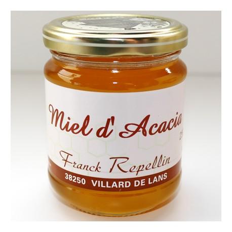 Miel d'acacia Bio 250 g ou 500 g
