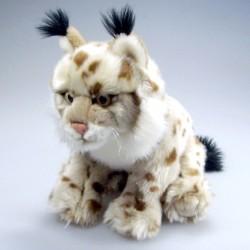 Peluche lynx 23 cm