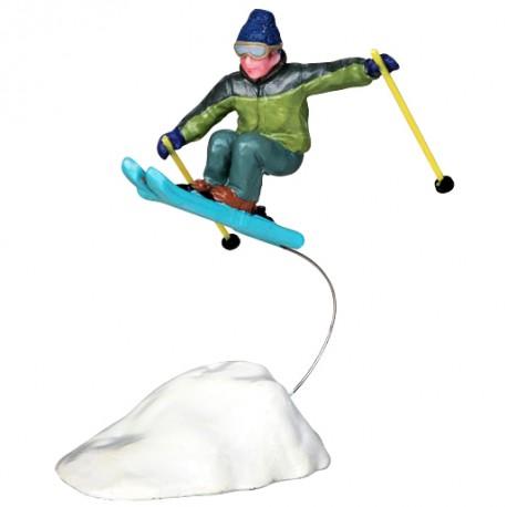 Sauteur à Ski Le Max Vail Village