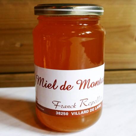 miel bio vercors