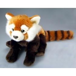 Peluche petit panda roux 20 cm