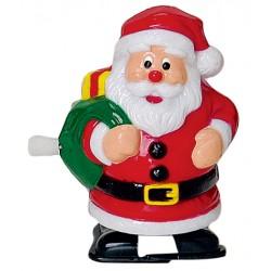 Figurine Père-Noël à remonter 7 cm