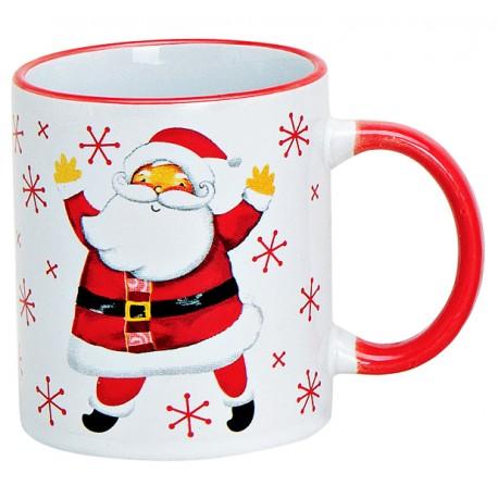 Tasse Père Noël céramique 30 cl