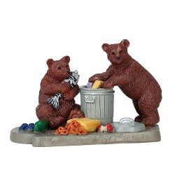 Repas pour les ours Lemax