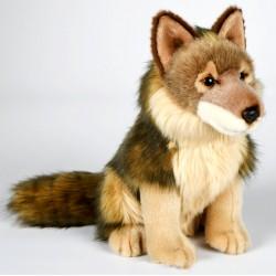 Peluche Coyote 30 cm