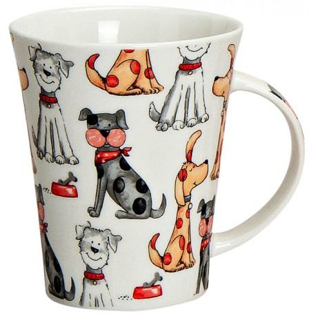 Tasse chiens remplie 30cl