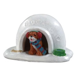 Igloo pour chien