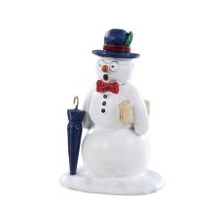 Bonhomme de neige Lemax Vail Village