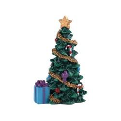 Sapin de Noël décoré Lemax