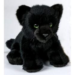 Peluche panthère noire 26 cm