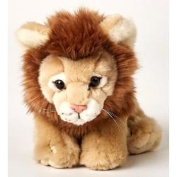 Peluche lion 23 cm