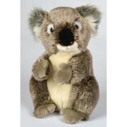 Peluche koala gris 22 cm
