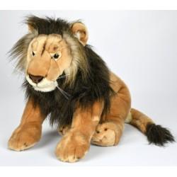 Peluche lion 66 cm