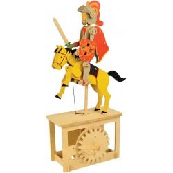 Automate en bois Chevalier en kit 36 cm
