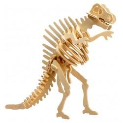 Maquette en bois Dinosaure Spinosaure