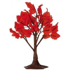 Arbre érable couleur d'automne Lemax 16 cm