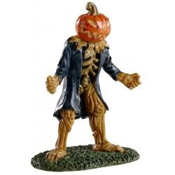 Monstre à tête de citrouille Lemax Halloween