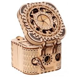Maquette en bois animée Boîte à bijoux