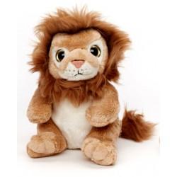 Peluche lion 18 cm