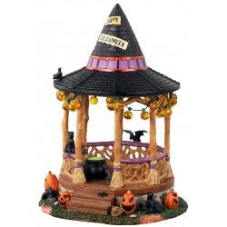 Kiosque de sorcières Lemax Halloween