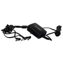 Adaptateur Lemax 4,5 V avec 3 sorties noir