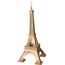 Mauqette en bois Tour Eiffel