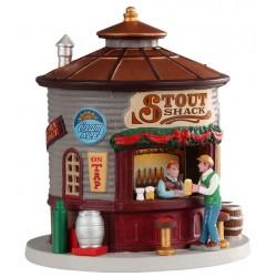 Scène lumineuse Kiosque Bar à bières Lemax