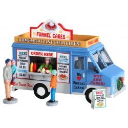 Food truck de gâteaux Lot de 4 Lemax