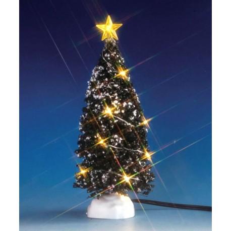 Sapin de Noël lumineux 18 cm Lemax