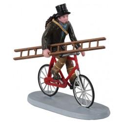 Ramoneur à vélo Lemax Caddington