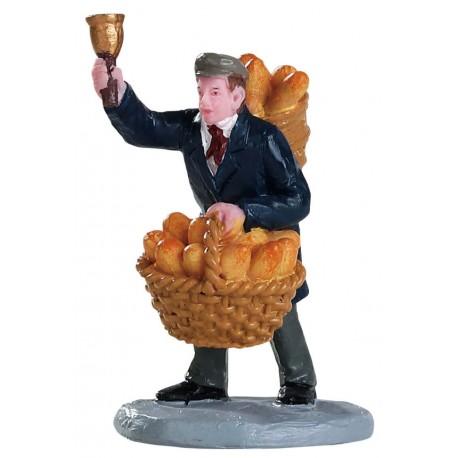 Vendeur de pains ambulant Lemax Caddington
