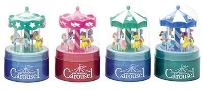 Manèges et carrousels
