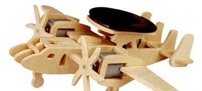 Maquettes Solaires en bois