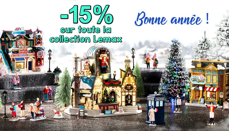 Collection Lemax